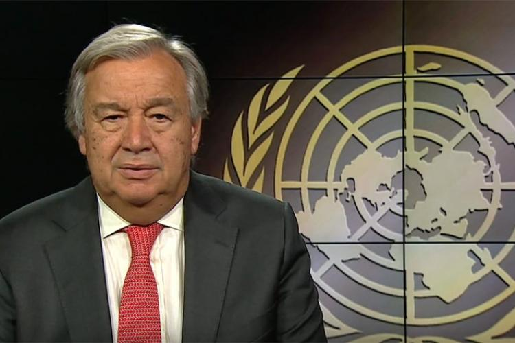 UN Secretary General: 30th Anniversary of Montreal Protocol