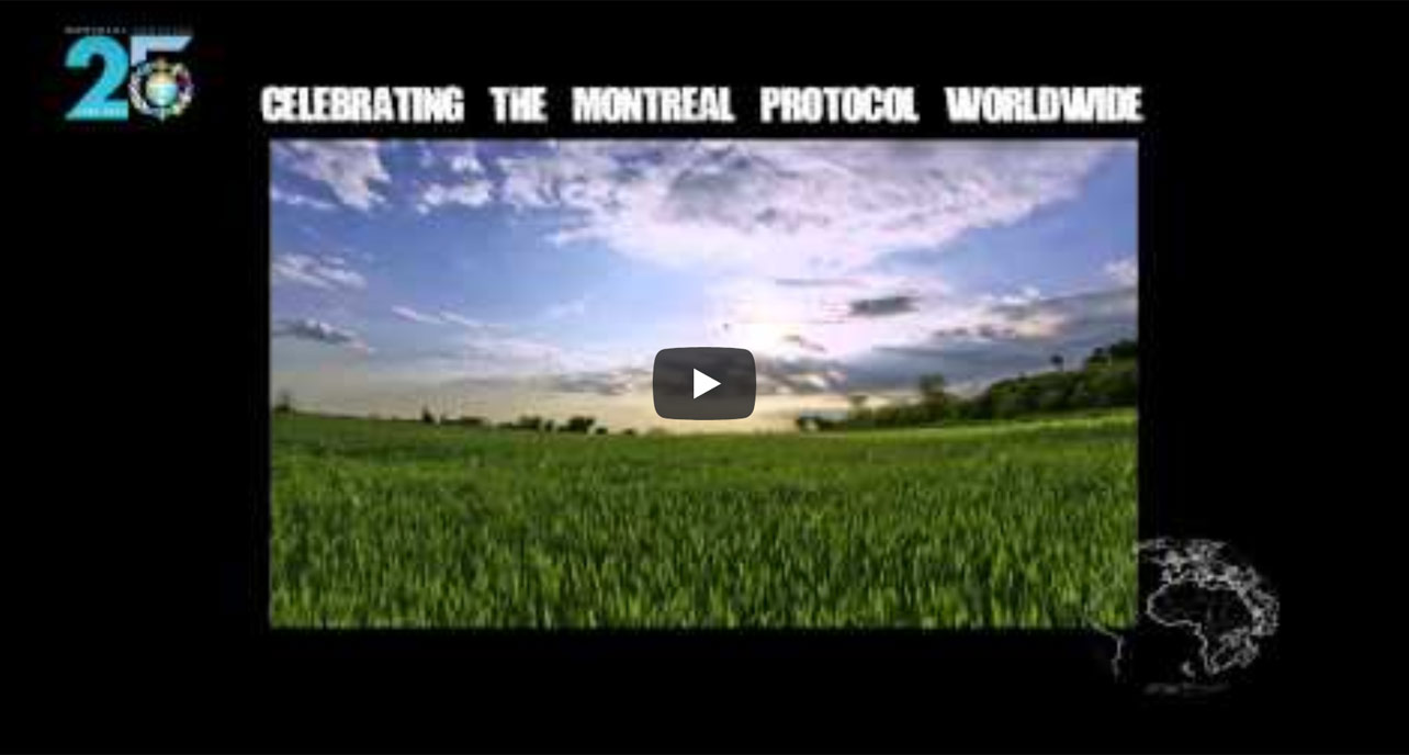 Protecting Our Atmosphere for Generations to Come: 25 Years of the Montreal Protocol (teaser)
