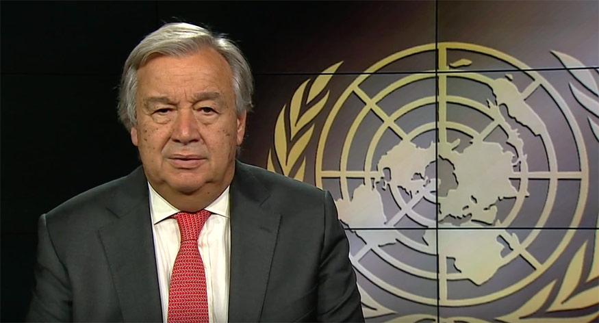 UN Secretary General: 30th Anniversary of Montreal Protocol
